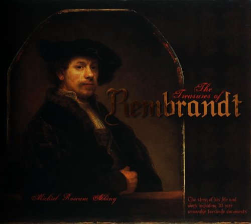 9780233001876: The Treasures of Rembrandt