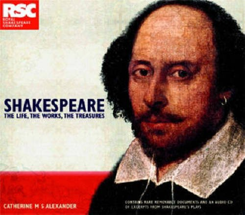 9780233001937: Shakespeare: Life, Works, Treasures