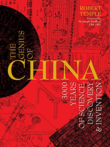 9780233002026: The Genius of China: 3000 Years of Science, Discovery & Invention