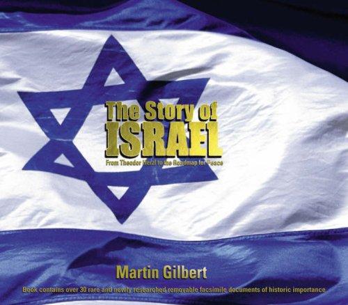 9780233002101: STORY OF ISRAEL HBK