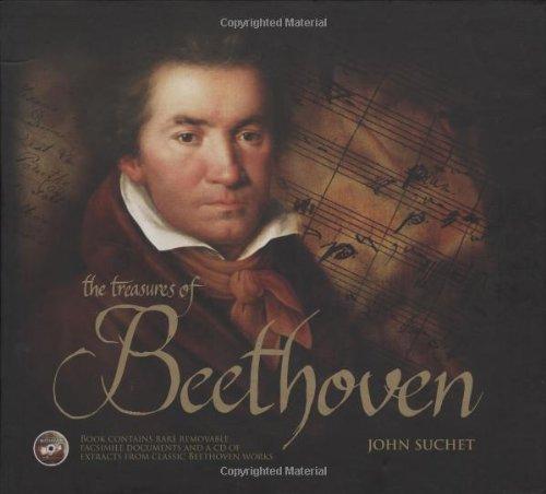 The Treasures of Beethoven: Suchet, John