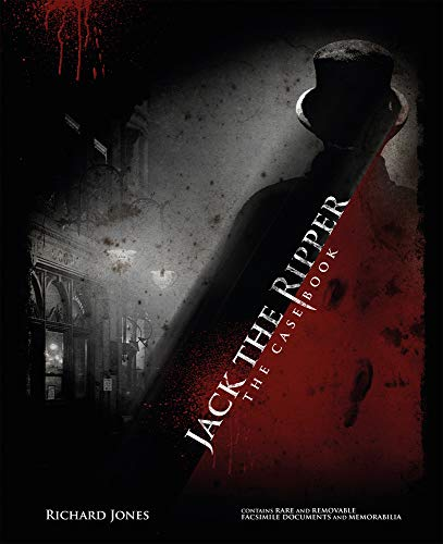 Jack the Ripper: The Casebook: Jones, Richard