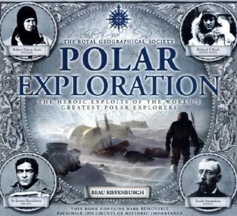 9780233002637: Polar Exploration: The Heroic Exploits of the World's Greatest Polar Explorers