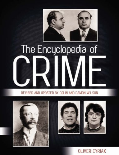9780233002668: The Encyclopedia of Crime