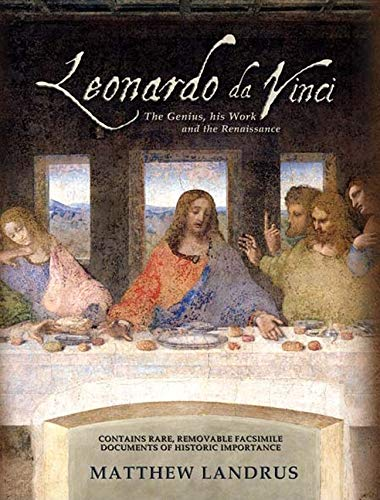 9780233002811: Leonardo da Vinci: The Genius, His Work and the Renaissance