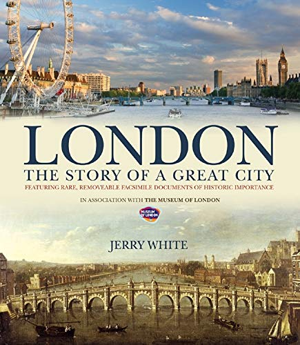 9780233002859: London: The Story of a Great City (Treasures & Experiences)