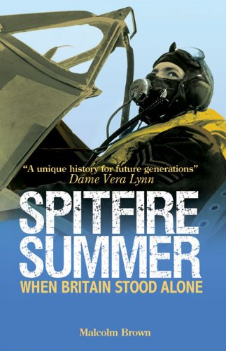 9780233002873: Spitfire Summer: When Britain Stood Alone