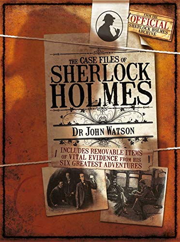 9780233002897: The Case Files of Sherlock Holmes