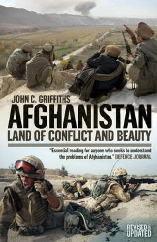 9780233003153: Afghanistan: Land of Conflict and Beauty