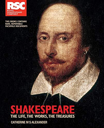 9780233003214: Shakespeare: The Life, the Works, the Treasures (Treasures and Experiences)