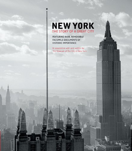 9780233003313: New York: The Story of a Great City
