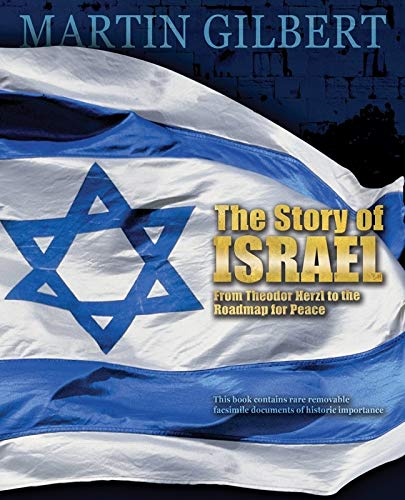 9780233003351: Story Of Israel: From Theodor Herzl to the Roadmap for Peace