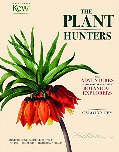9780233003566: The Plant Hunters: The Adventures of the World's Greatest Botanical Explorers