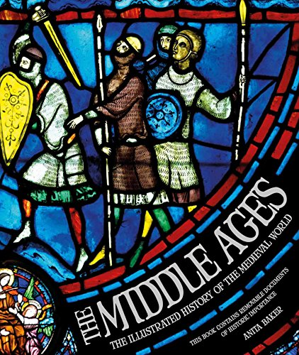 9780233003610: The Middle Ages: The Illustrated History of the Medieval World