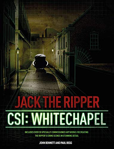 9780233003627: Jack the Ripper: CSI: Whitechapel