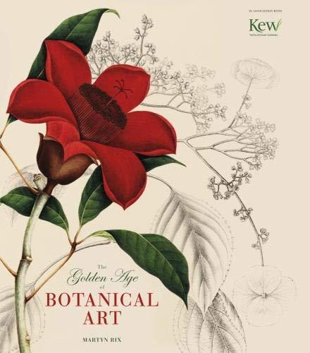 9780233003641: Golden Age of Botanical Art