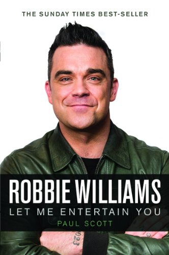 9780233003900: Robbie Williams: Let Me Entertain You