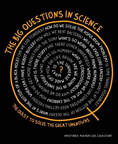 9780233003955: The Big Questions in Science: The Quest to Solve the Great Unknowns