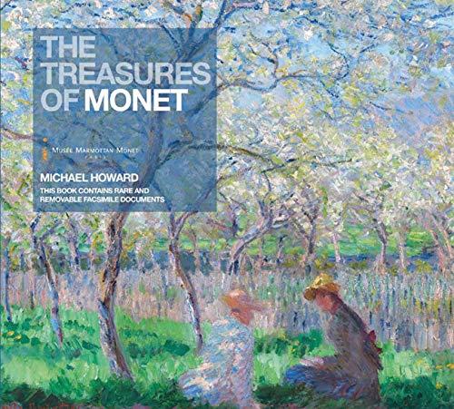 9780233003986: The Treasures of Monet