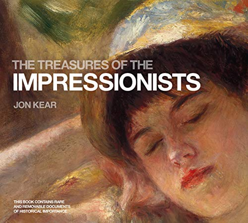 9780233003993: The Treasures of the Impressionists