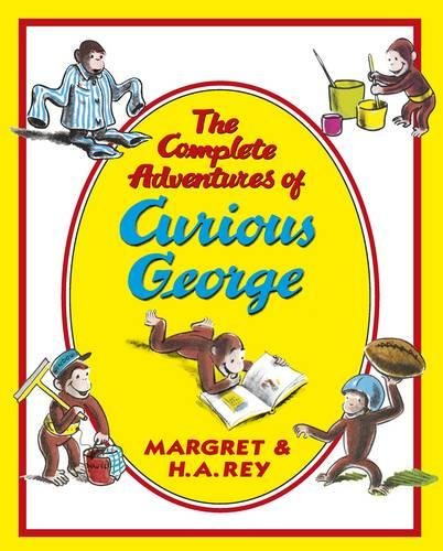 9780233004037: The Complete Adventures of Curious George