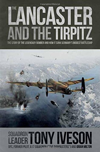 9780233004303: Lancaster and the Tirpitz