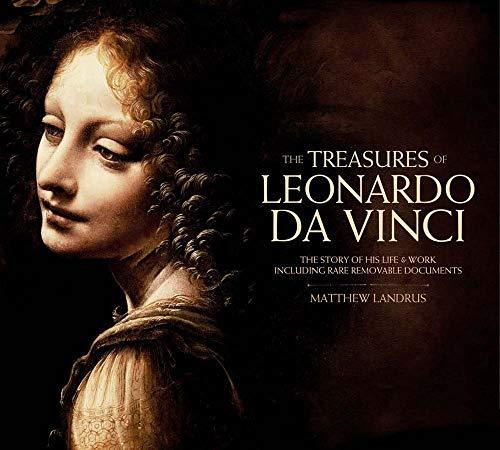The Treasures of Leonardo da Vinci: The: Landrus, Matthew