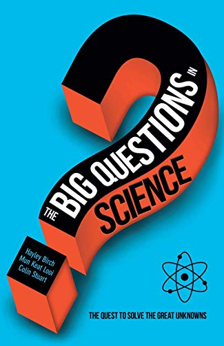 9780233004488: The Big Questions in Science: The Quest to Solve the Great Unknowns