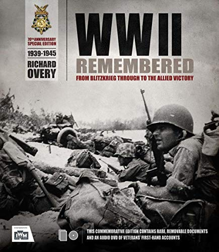 9780233004501: WWII Remembered: From Blitzkrieg Through to the Allied Victory