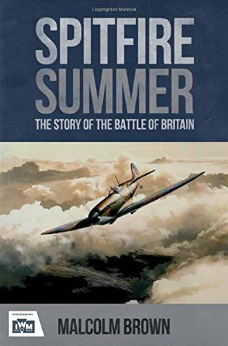 9780233004532: Spitfire Summer: The Story of the Battle of Britain