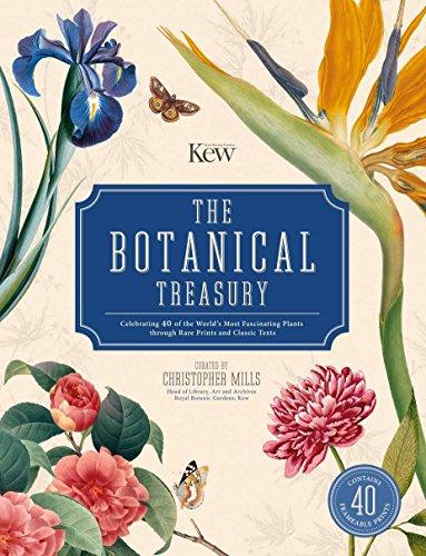 9780233004563: Botanical Treasury, The: Celebrating 40 of the World's Most Fascinating Plants