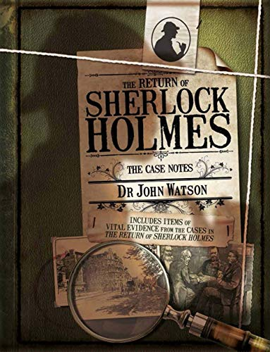 9780233004747: The Return of Sherlock Holmes: The Case Notes