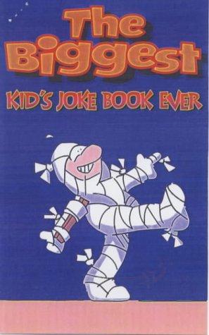 9780233050621: The Biggest Kid's Joke Book Ever!
