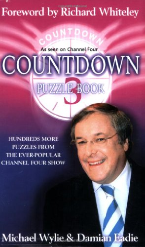 9780233050799: Countdown Puzzle Book 3: 1,000 More Puzzles from the Ever-Popular Channel Four Show (No. 3)