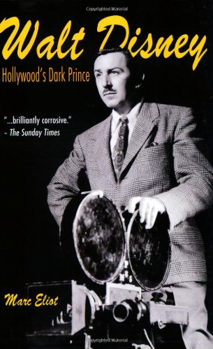 9780233051222: Walt Disney: Hollywood's Dark Prince