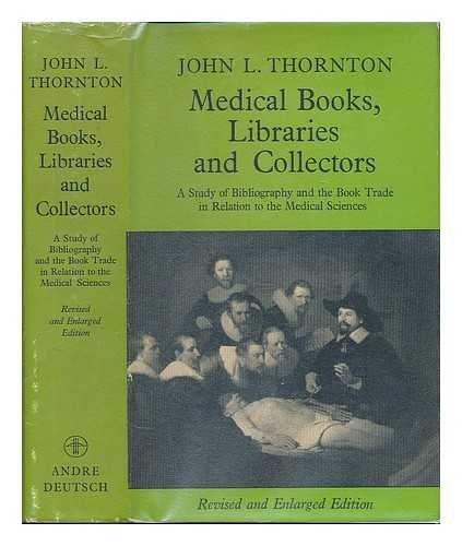 9780233955018: Medical Books, Libraries and Collectors (Grafton Books)