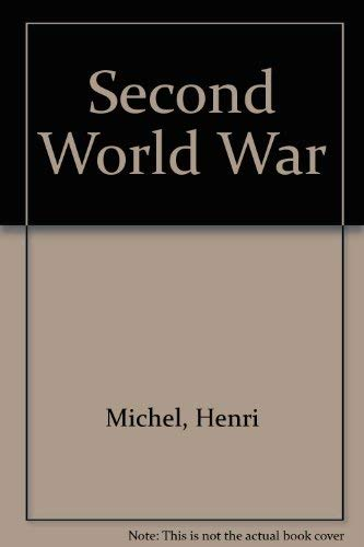 9780233955353: Second World War (English and French Edition)