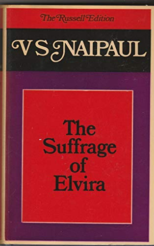 9780233955582: Suffrage of Elvira