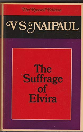 9780233955582: Suffrage of Elvira