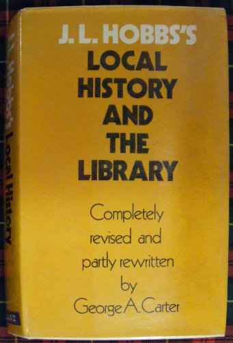 9780233956152: Local History and the Library