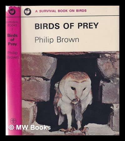 9780233956718: Birds of Prey (Survival Books)