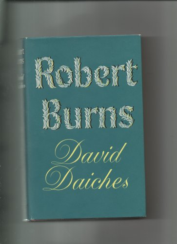 9780233958057: Robert Burns