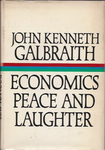 9780233958507: Contemporary Guide to Economics, Peace and Laughter