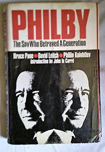 9780233960142: Philby: The Spy Who Betrayed a Generation