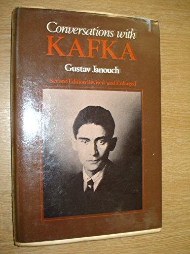 9780233961354: Conversations with Kafka