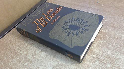 9780233961422: Loss of El Dorado