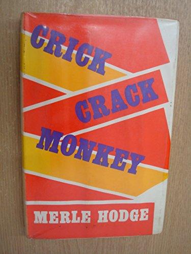 9780233961583: Crick Crack, Monkey