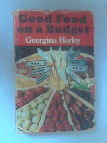 9780233961644: Good Food on a Budget
