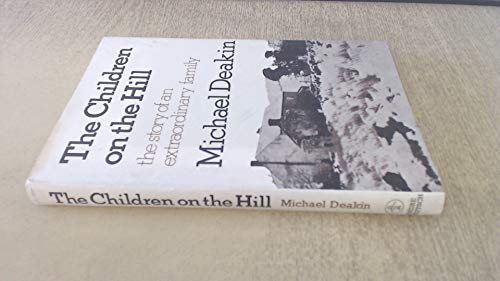 9780233962733: Children on the Hill: Story of an Extraordinary Family