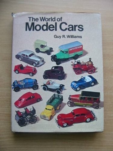 9780233962870: The World of Model Cars